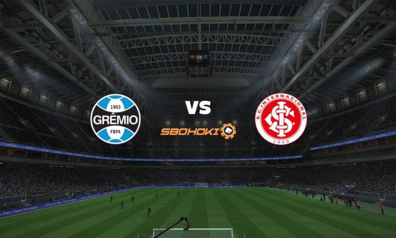 Live Streaming Grêmio vs Internacional 4 April 2021 1