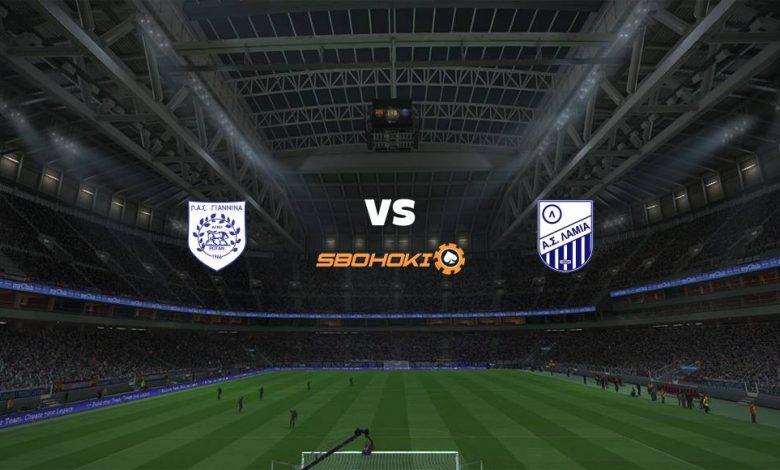 Live Streaming Pas Giannina vs Lamia 12 April 2021 1