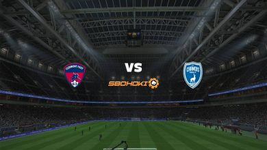 Photo of Live Streaming  Clermont Foot vs Niort 3 April 2021