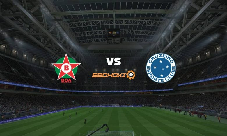 Live Streaming Boa Esporte vs Cruzeiro 4 April 2021 1