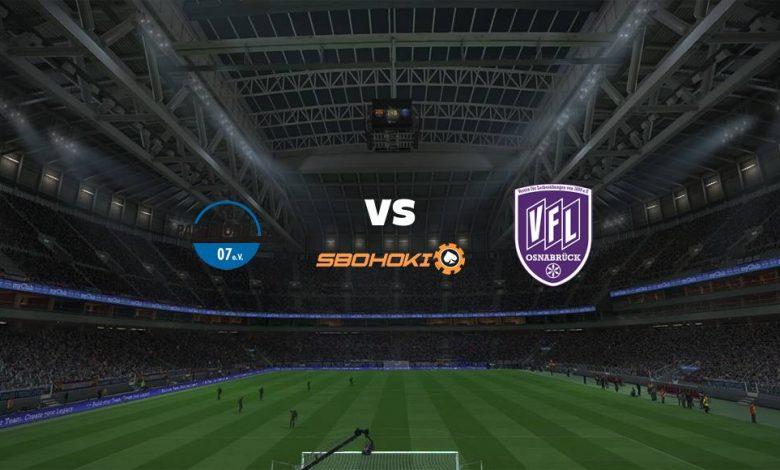 Live Streaming SC Paderborn 07 vs VfL Osnabruck 21 April 2021 1