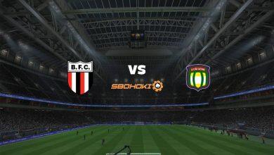 Photo of Live Streaming  Botafogo SP vs São Caetano 26 April 2021
