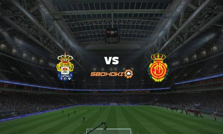Live Streaming Las Palmas vs Mallorca 4 April 2021 1