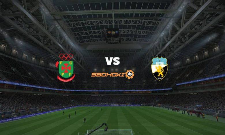 Live Streaming Paços de Ferreira vs SC Farense 20 April 2021 1