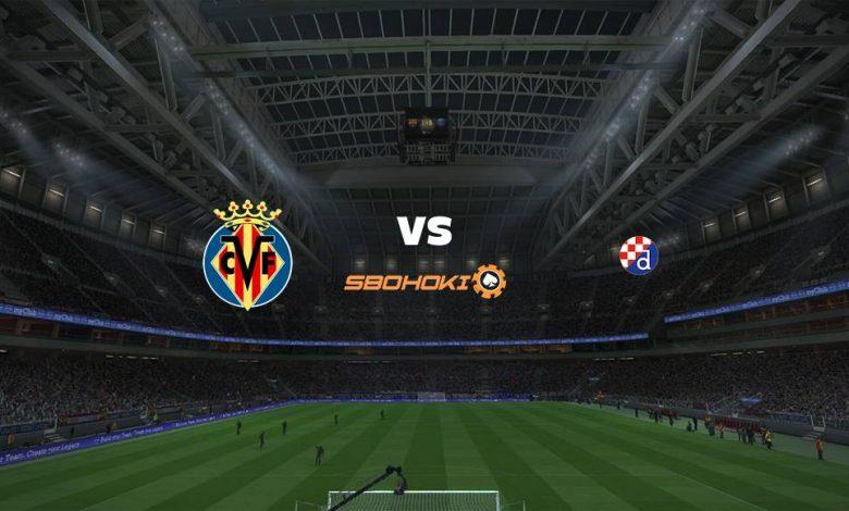 Live Streaming Villarreal vs Dinamo Zagreb 15 April 2021 1