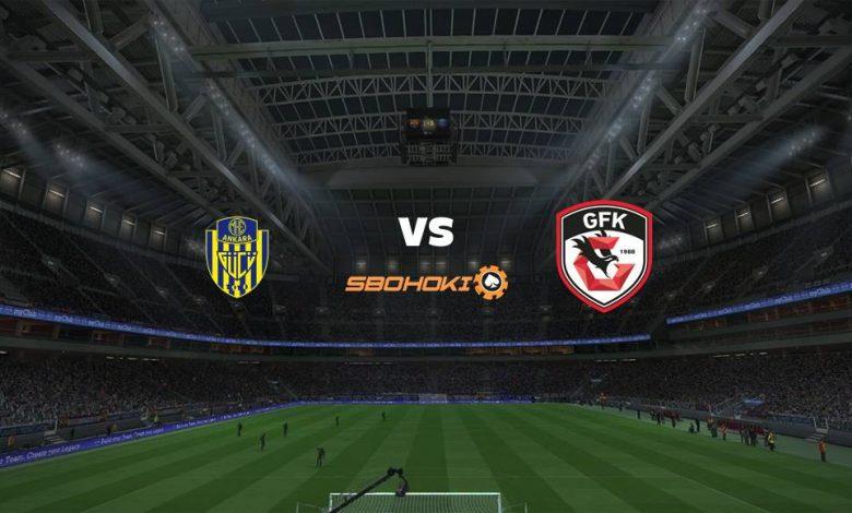 Live Streaming Ankaragucu vs Gazisehir Gaziantep 29 April 2021 1