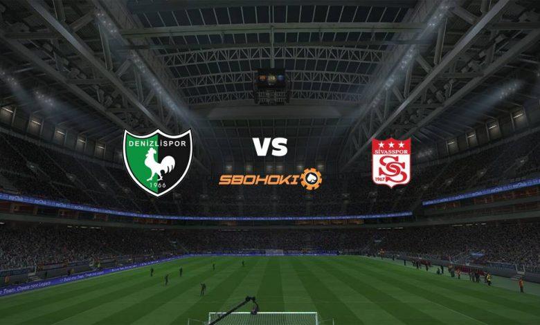 Live Streaming Denizlispor vs Sivasspor 24 April 2021 1