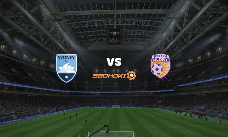 Live Streaming Sydney FC vs Perth Glory 7 April 2021 1