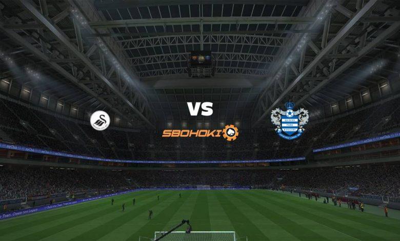 Live Streaming Swansea City vs Queens Park Rangers 20 April 2021 1