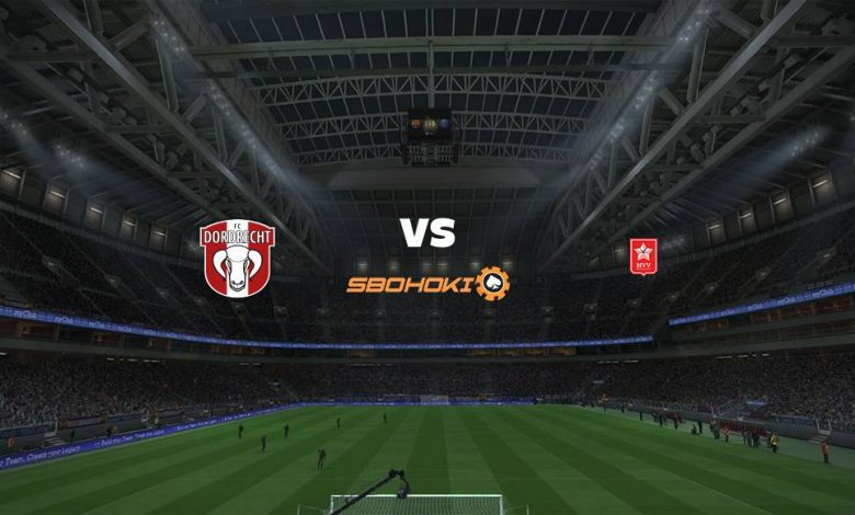 Live Streaming FC Dordrecht vs MVV Maastricht 23 April 2021 1