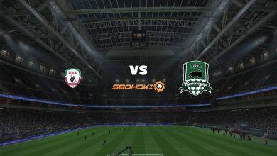Photo of Live Streaming  Rubin Kazan vs Krasnodar 25 April 2021