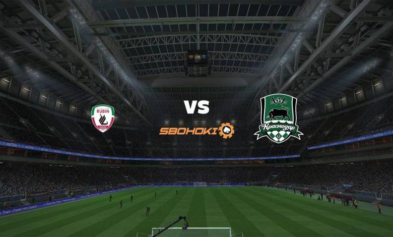 Live Streaming Rubin Kazan vs Krasnodar 25 April 2021 1