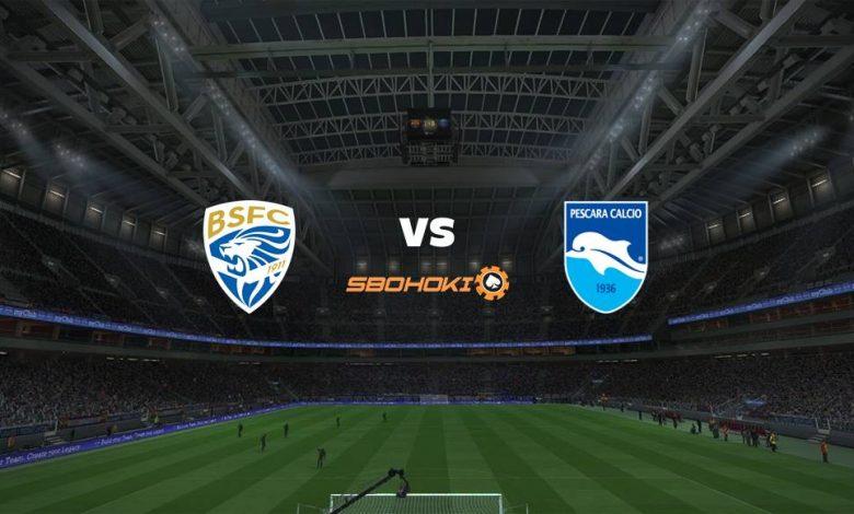 Live Streaming Brescia vs Pescara 10 April 2021 1