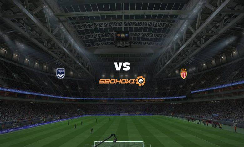 Live Streaming Bordeaux vs AS Monaco 18 April 2021 1