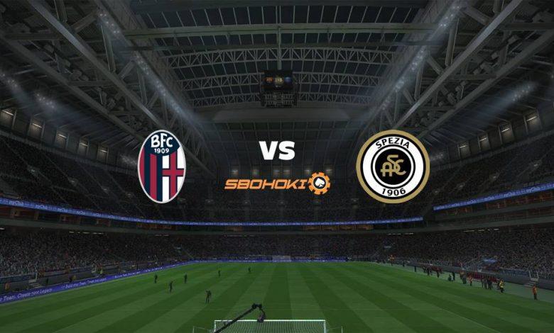 Live Streaming Bologna vs Spezia 18 April 2021 1