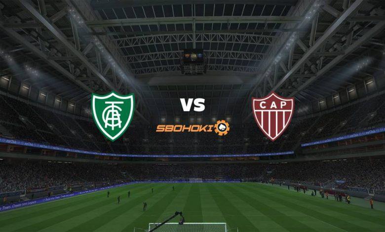 Live Streaming América-MG vs Patrocinense 8 April 2021 1