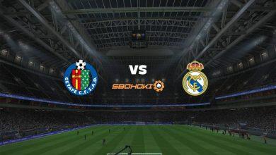 Photo of Live Streaming  Getafe vs Real Madrid 18 April 2021