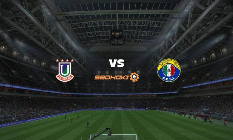 Live Streaming Unión La Calera vs Audax Italiano 18 April 2021 1