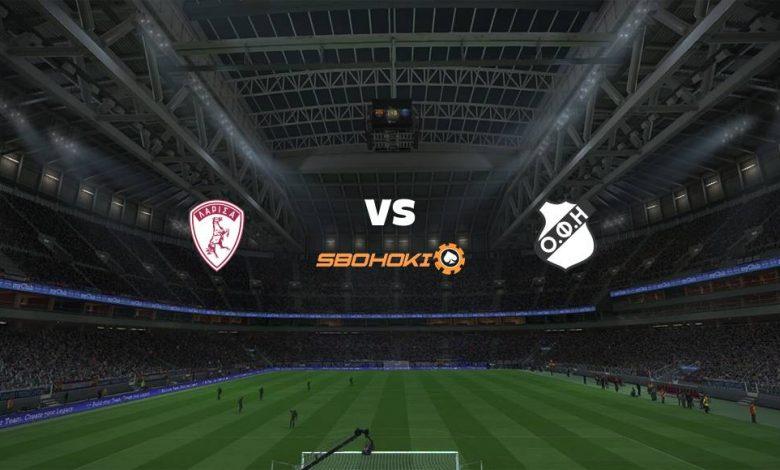 Live Streaming Larissa FC vs OFI Crete 24 April 2021 1