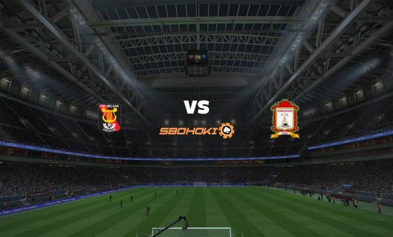 Live Streaming Melgar vs Ayacucho FC 12 April 2021 1