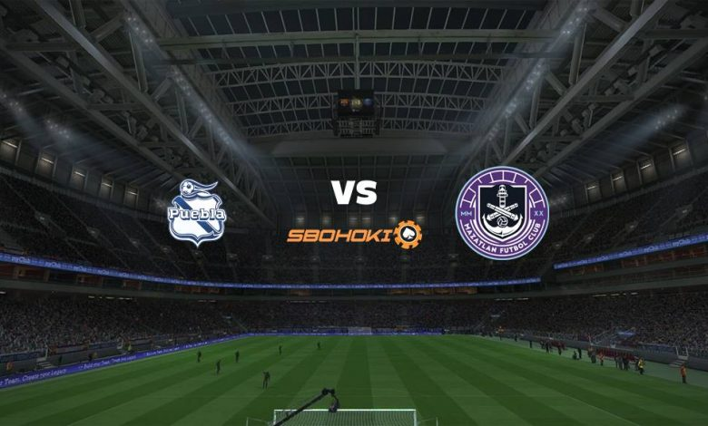 Live Streaming Puebla vs Mazatlán FC 3 April 2021 1
