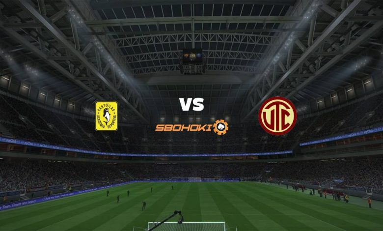 Live Streaming Academia Cantolao vs UTC 23 April 2021 1