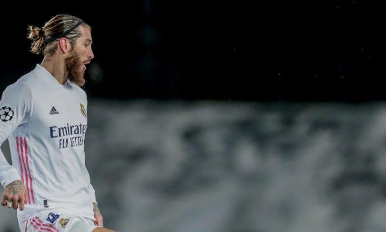 Sergio Ramos Cedera Jelang Lawan Liverpool dan El Classico, Zinedine Zidane Frustrasi 1