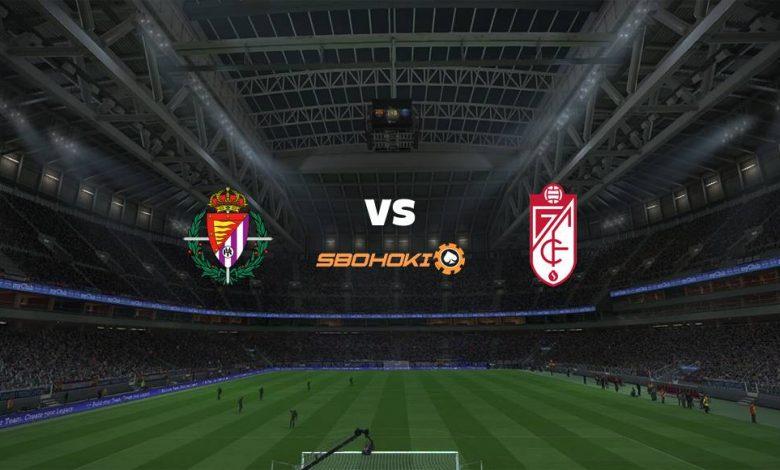 Live Streaming Valladolid vs Granada 11 April 2021 1