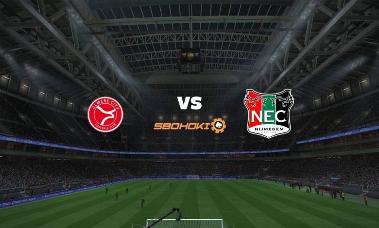 Live Streaming Almere City vs NEC Nijmegen 2 April 2021 1