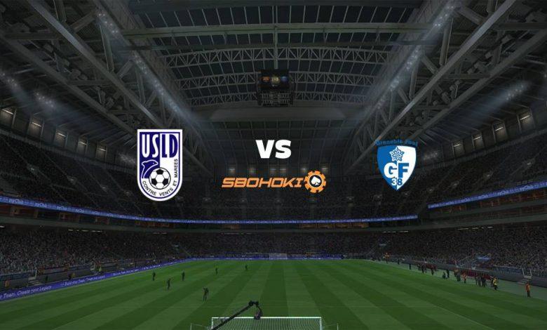 Live Streaming Dunkerque vs Grenoble 17 April 2021 1