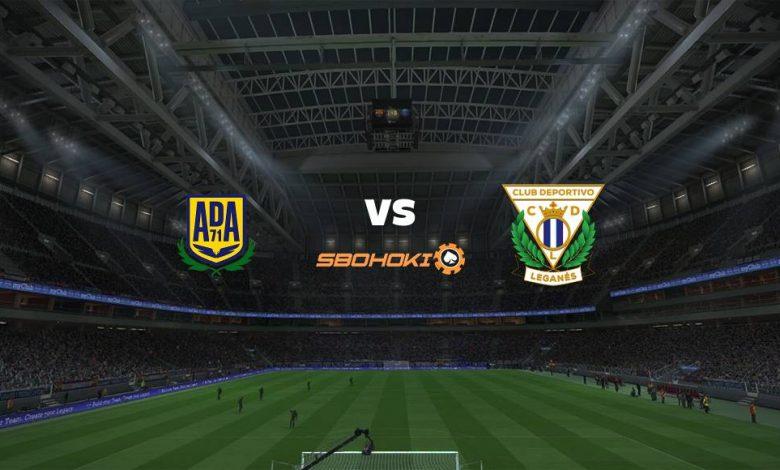 Live Streaming AD Alcorcón vs Leganés 25 April 2021 1