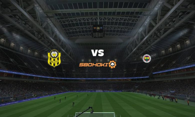 Live Streaming Yeni Malatyaspor vs Fenerbahce 8 April 2021 1