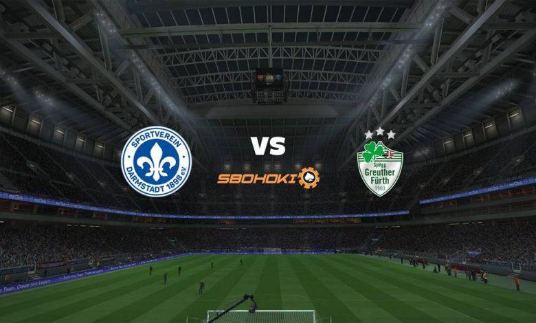 Live Streaming SV Darmstadt 98 vs SpVgg Greuther Furth 16 April 2021 1