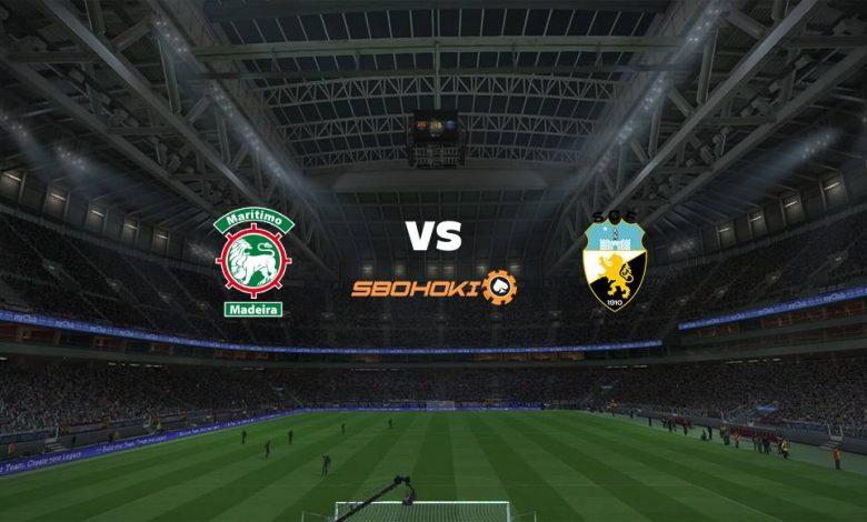 Live Streaming Maritimo vs SC Farense 10 April 2021 1