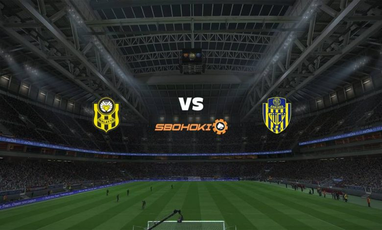 Live Streaming Yeni Malatyaspor vs Ankaragucu 25 April 2021 1
