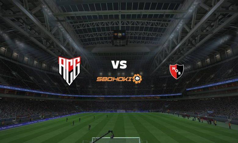 Live Streaming Atlético-GO vs Newell's Old Boys 20 April 2021 1
