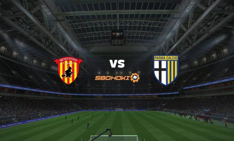 Live Streaming Benevento vs Parma 3 April 2021 1
