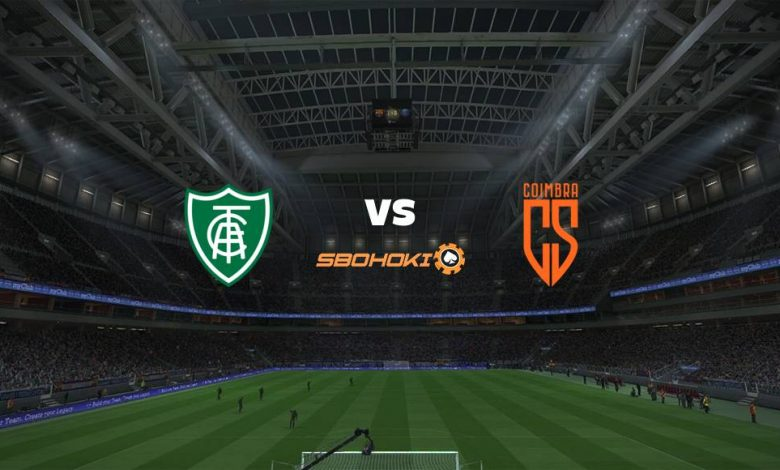 Live Streaming América-MG vs Coimbra 17 April 2021 1