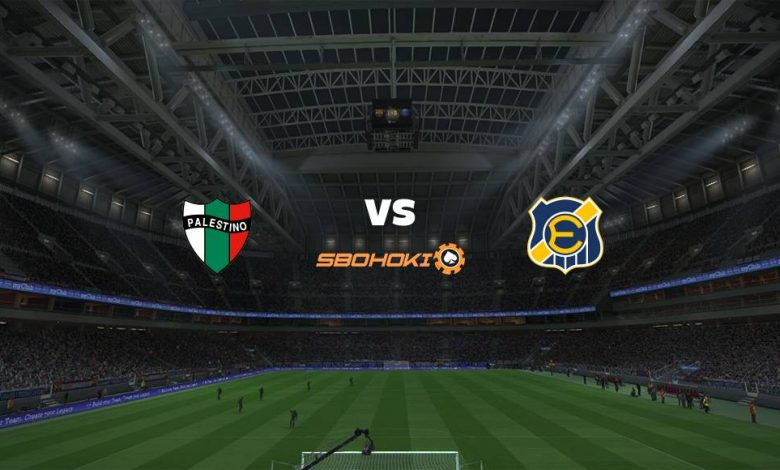 Live Streaming Palestino vs Everton CD 12 April 2021 1