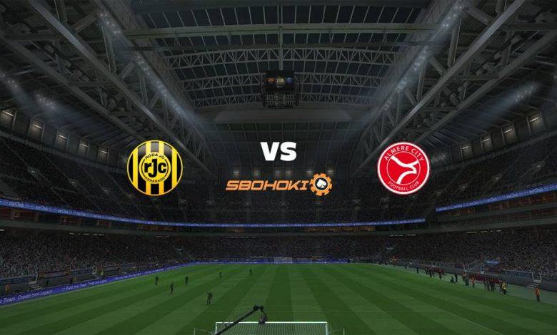 Live Streaming Roda JC Kerkrade vs Almere City 9 April 2021 1