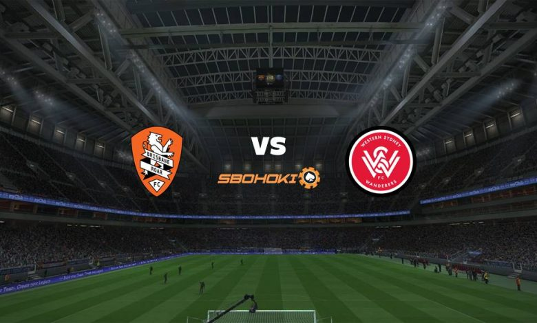 Live Streaming Brisbane Roar vs Western Sydney Wanderers 3 April 2021 1