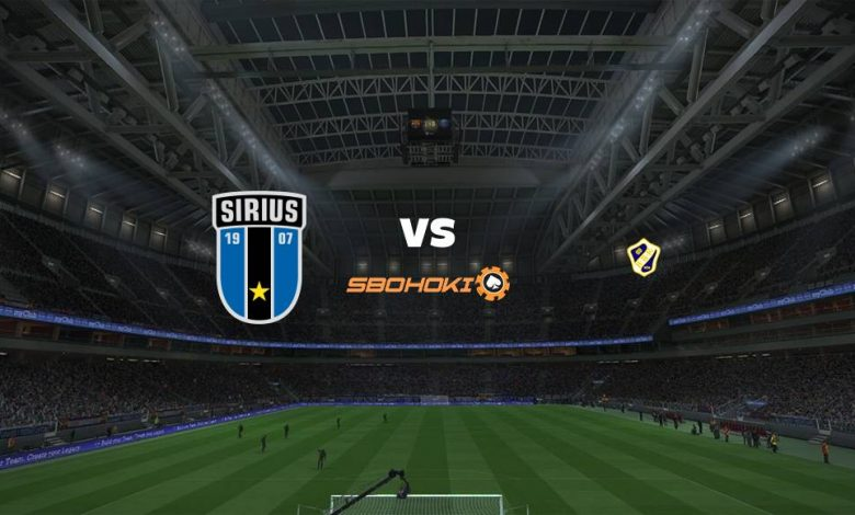 Live Streaming Sirius vs Halmstads BK 18 April 2021 1