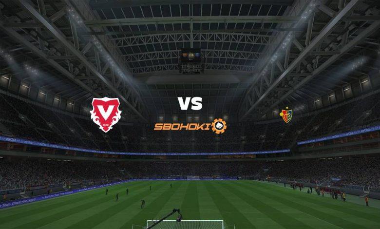 Live Streaming FC Vaduz vs FC Basel 21 April 2021 1