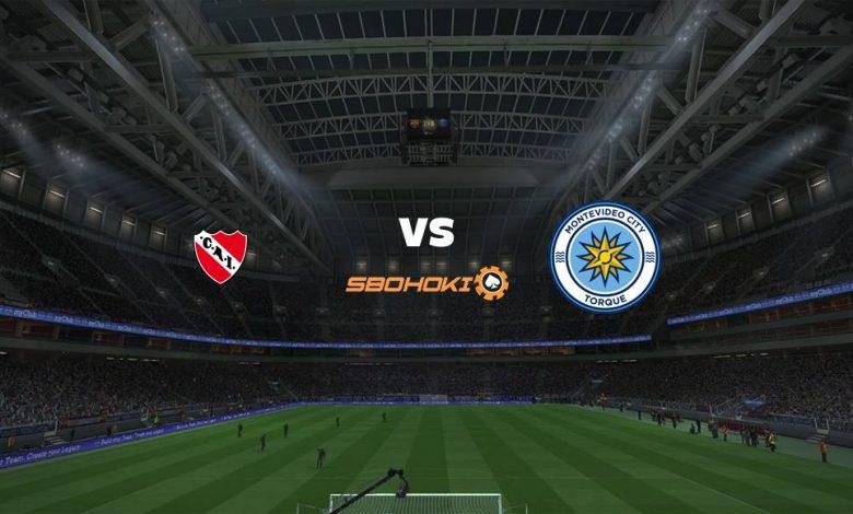 Live Streaming Independiente vs Montevideo City Torque 28 April 2021 1