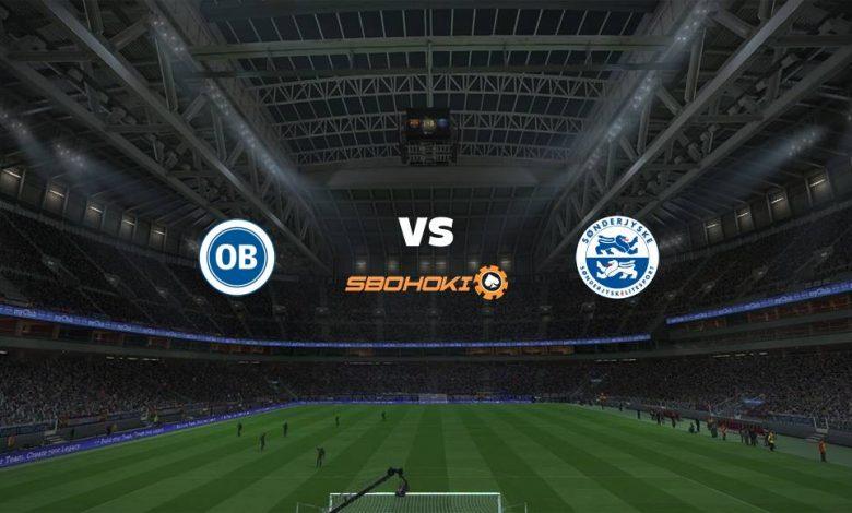 Live Streaming Odense Boldklub vs Sonderjyske 18 April 2021 1