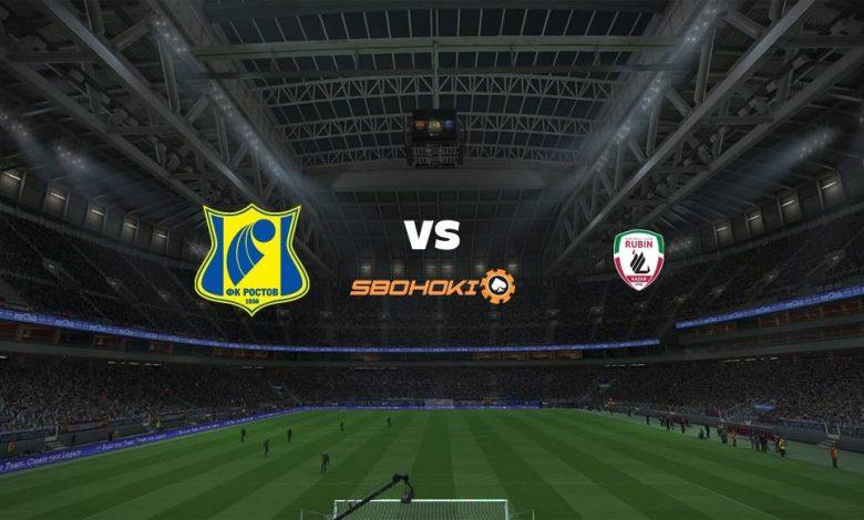 Live Streaming Rostov vs Rubin Kazan 10 April 2021 1