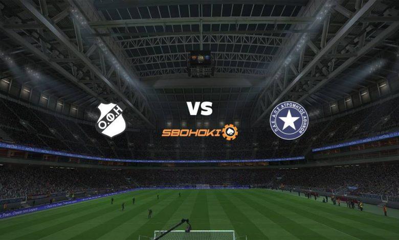 Live Streaming OFI Crete vs Atromitos 17 April 2021 1