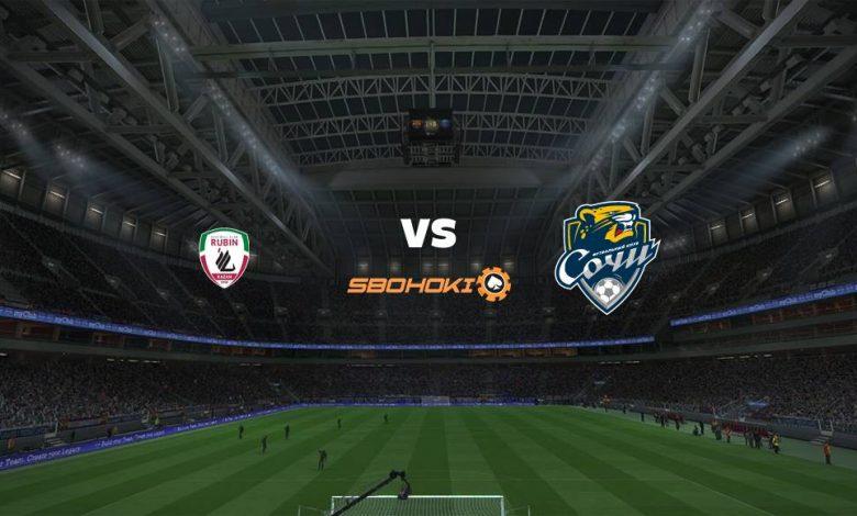 Live Streaming Rubin Kazan vs Sochi 3 April 2021 1