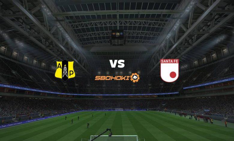 Live Streaming Alianza Petrolera vs Independiente Santa Fe 7 April 2021 1