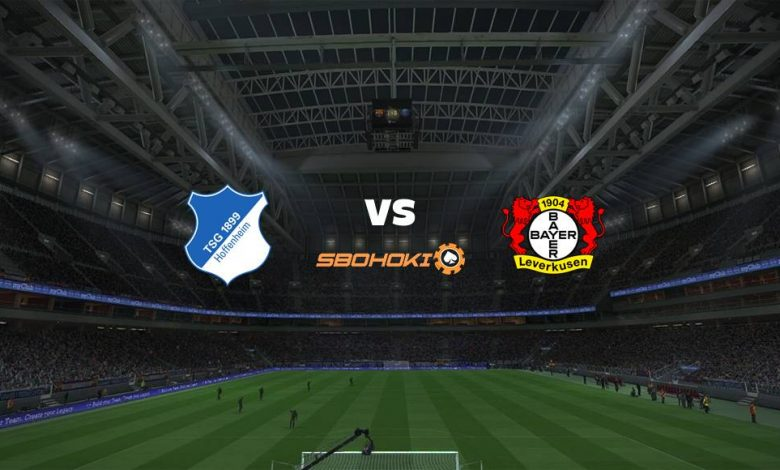 Live Streaming Hoffenheim vs Bayer Leverkusen 12 April 2021 1